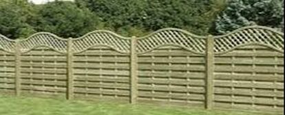 Traditional post & rail fencing - Oakland Group